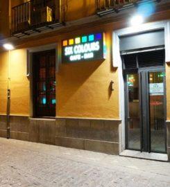 Six Colours – Pub