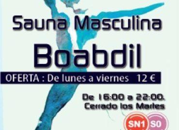 Sauna Boabdil
